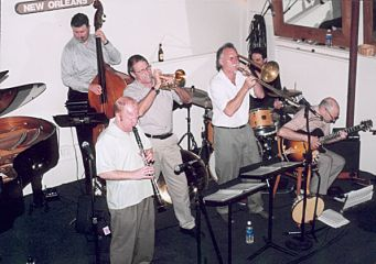 Snug Harbor CD Release Party - June 2003