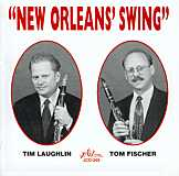 New Orleans Swing - CD cover art